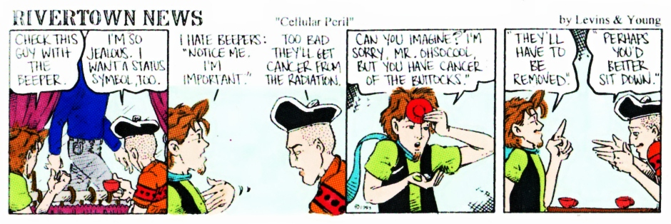Sorry about the scan quality. Thanks again to studioseena for the hand-coloured strip.