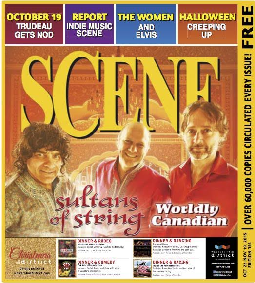 Scene cover